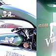 V-max 徳島県 K様 マジョラーカラーとSEXY V-max 1
