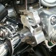 V-max タコメーターの取り付け金具