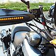 V-max ハンドガード LEDウィンカー