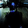 V-max 愛知県 T様 ブルーを基調に装飾!! 2