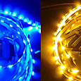 LED SMD 5mmx2mm テープ