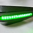 ハンドガード デュアルロード LED グリーン