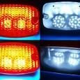 V-max LED 36発x2 バルブ ダブル