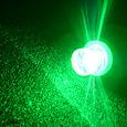 T10ウェッジ球 グリーン すり鉢型